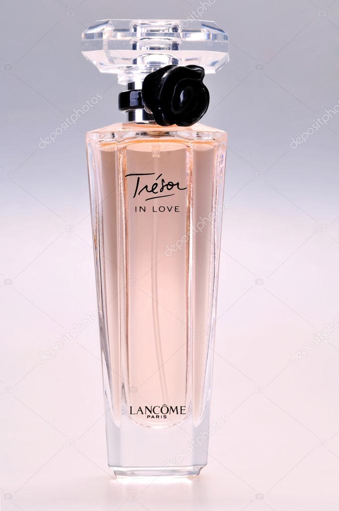 lancome tresor parfym