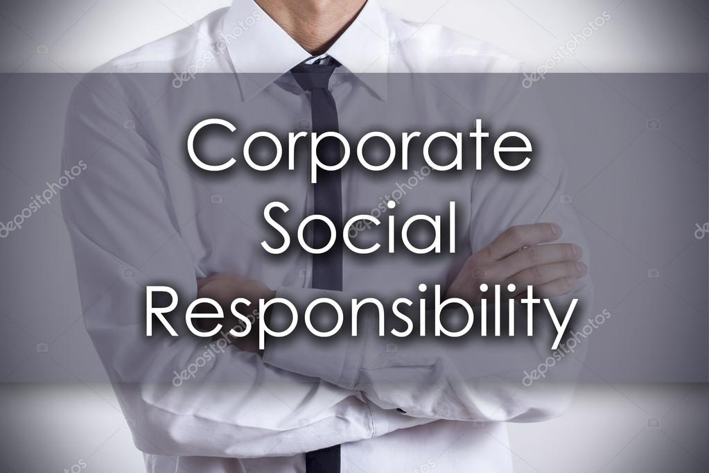 social responsibility of a businessman They started the ben & jerry 's foundation, were founding members of the business for social responsibility organization and set an extraordinary rate of giving to charitable organizations in the.
