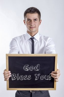 God Bless You!