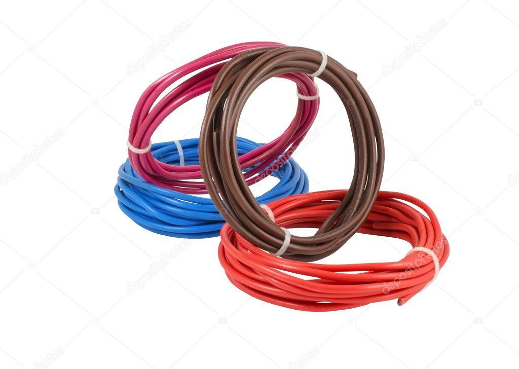 die Kabel-Schrott — Stockfoto © vega_240 #89601730