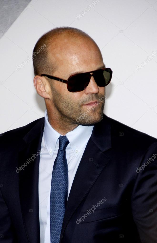 Actor Jason Statham Stock Editorial Photo