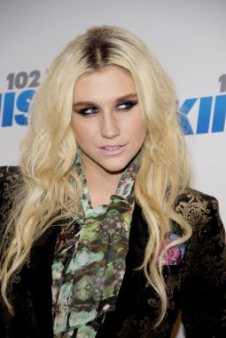 singer songwriter Kesha