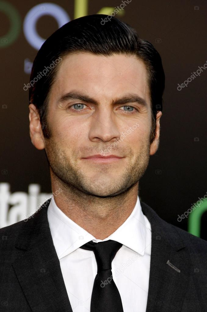 actor wes bentley � foto editorial de stock