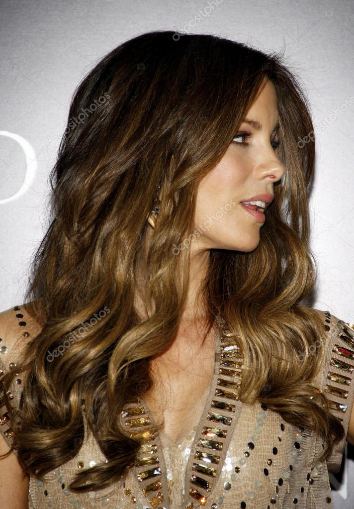 Schauspielerin Kate Beckinsale Redaktionelles Stockfoto