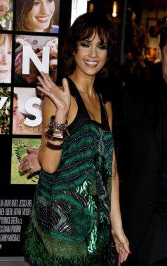 actress and model Jessica Alba