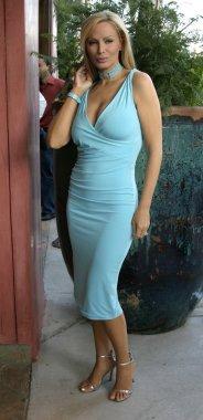 Actress Cindy Margolis