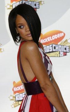 Singer-songwriter Rihanna