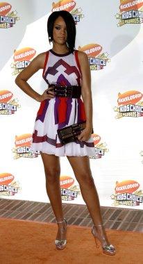 Actress and Singer Rihanna