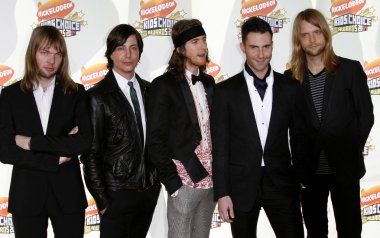 pop band Maroon 5