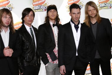 Music group Maroon 5