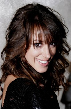 Actress Haylie Duff