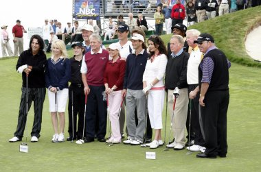Michael Douglas and Friends Golf Tournament