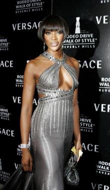 rmodel Naomi Campbell