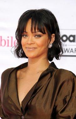 Singer and actress Rihanna