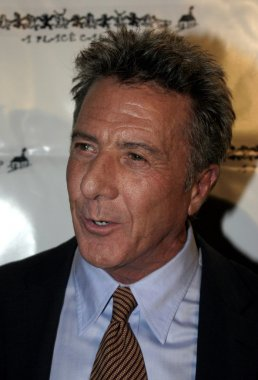 actor Dustin Hoffman