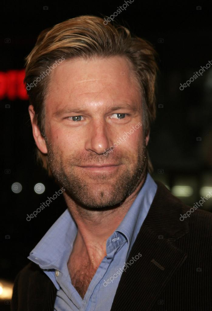 Actor Aaron Eckhart At The Los Angeles Premiere Of 300 Held Graumans Chinese In Hollywood California United States March 5 2007 Photo By