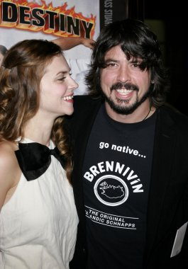rock musician Dave Grohl