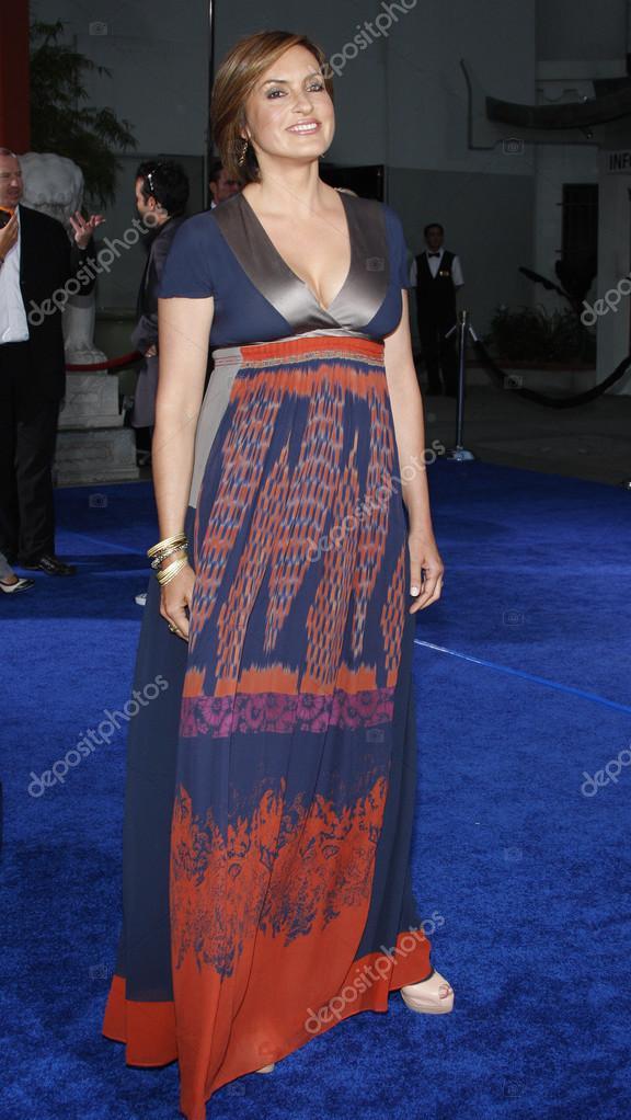 Actriz Mariska Hargitay — Foto editorial de stock © PopularImages ...