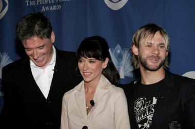 Craig Ferguson, Dominic Monaghan, Jennifer Love Hewitt