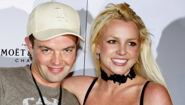 Claus Hjelmbak and Britney Spears