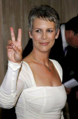 Actress Jamie Lee Curtis