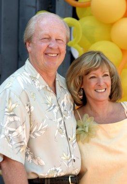 Jim Davis and Jill Davis