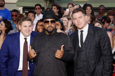 Channing Tatum, Ice Cube and Jonah Hill