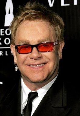 singer Elton John