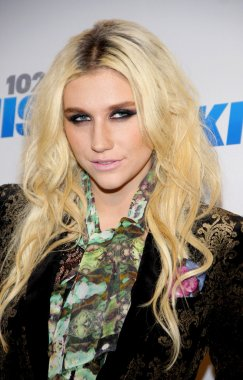 Singer-actress Kesha