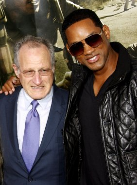Will Smith and Michael Mann