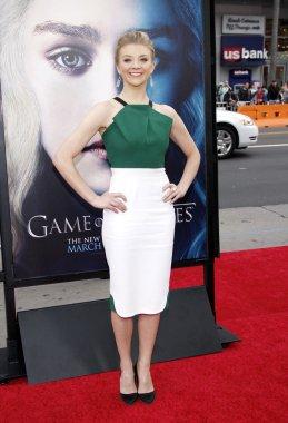 actress Natalie Dormer