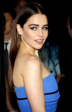 Actress  Emilia Clarke