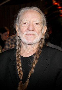 musician Willie Nelson