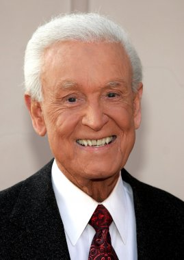 Game show host Bob Barker