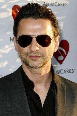 David Gahan of Depeche Mode