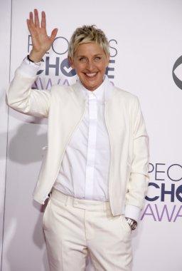 actress Ellen DeGeneres