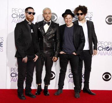 rock band Fall Out Boy