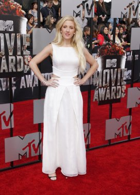 Actress  Ellie Goulding