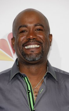 Actor Darius Rucker