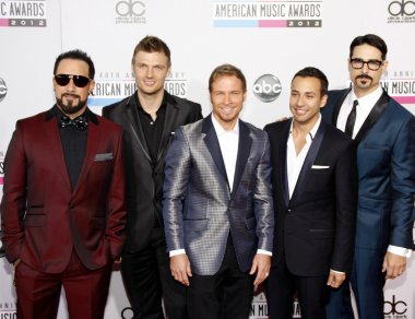 music group Backstreet Boys