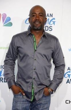 Actor Darius Rucker