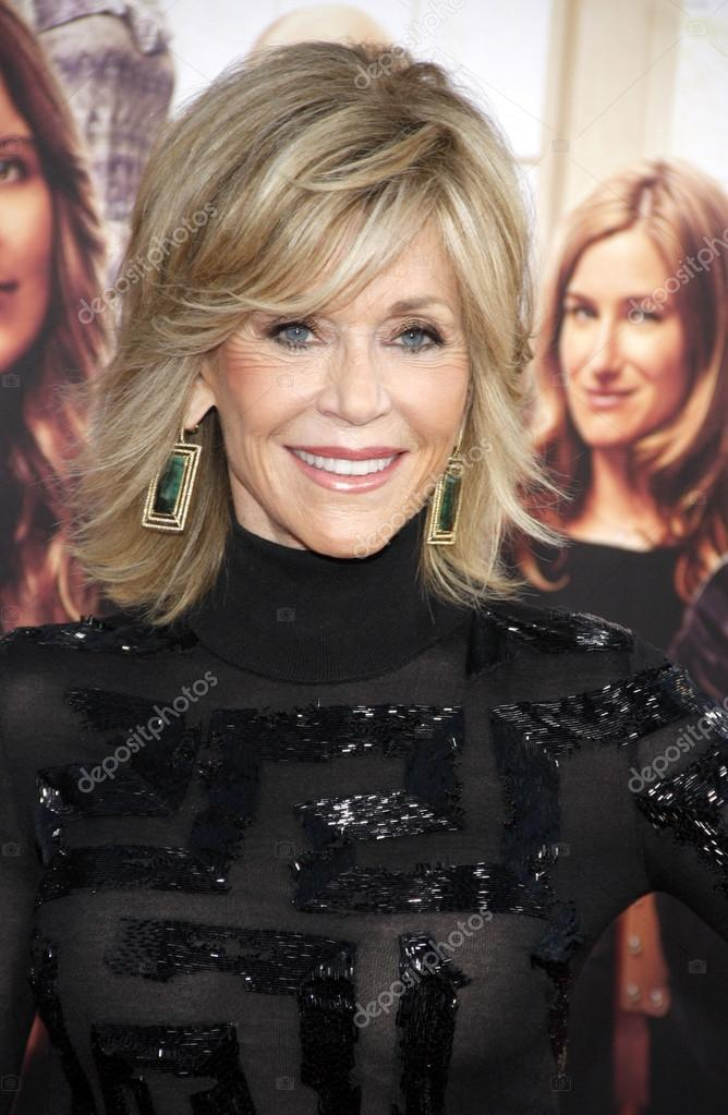 Actress Jane Fonda Stock Editorial Photo Popularimages