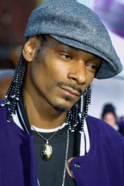 Singer Snoop Dogg