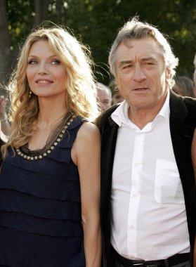 Michelle Pfeiffer and Robert De Niro