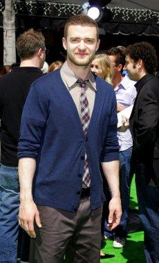 Actor Justin Timberlake