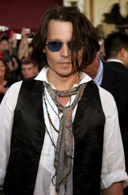 Actor Johnny Depp