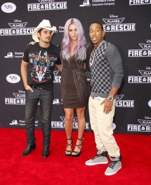 Brad Paisley, Kesha and Ludacris