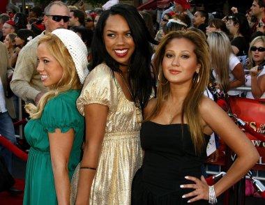 Cheetah Girls at Los Angeles