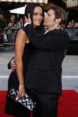 Corey Feldman and Susie Feldman