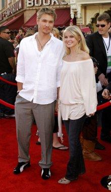 Chad Michael Murray and Kenzie Dalto